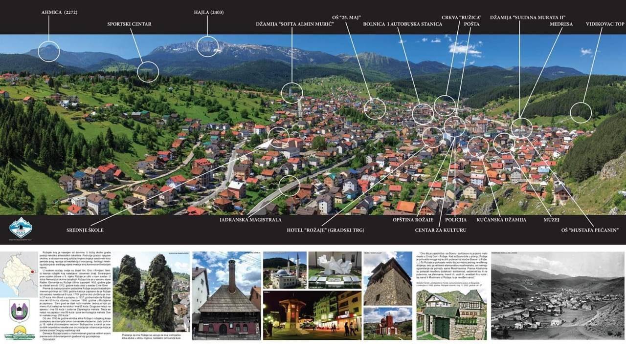 Rožaje dobija turističku info tablu