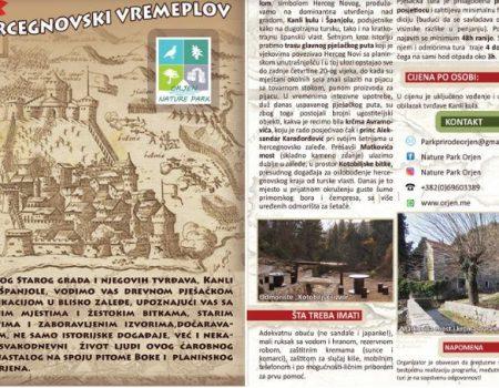 "Pridružite se istorijskoj turi ""Hercegnovski vremeplov"""