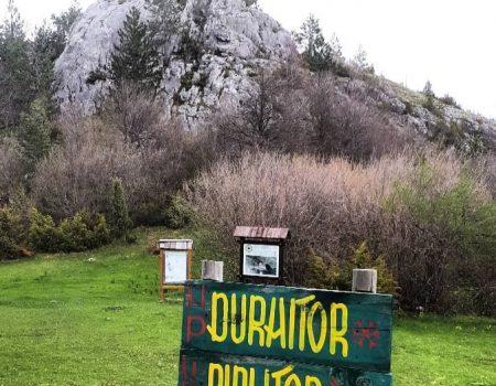 Pirlitor – mitski grad pokraj Žabljaka