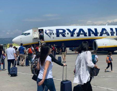 Prvi let na liniji Barselona-Podgorica
