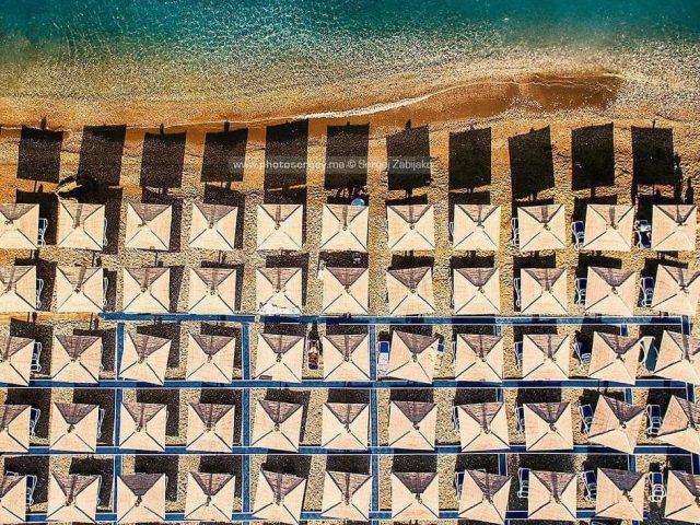 Crnogorske plaže spremne, cijene mobilijara ostaju iste