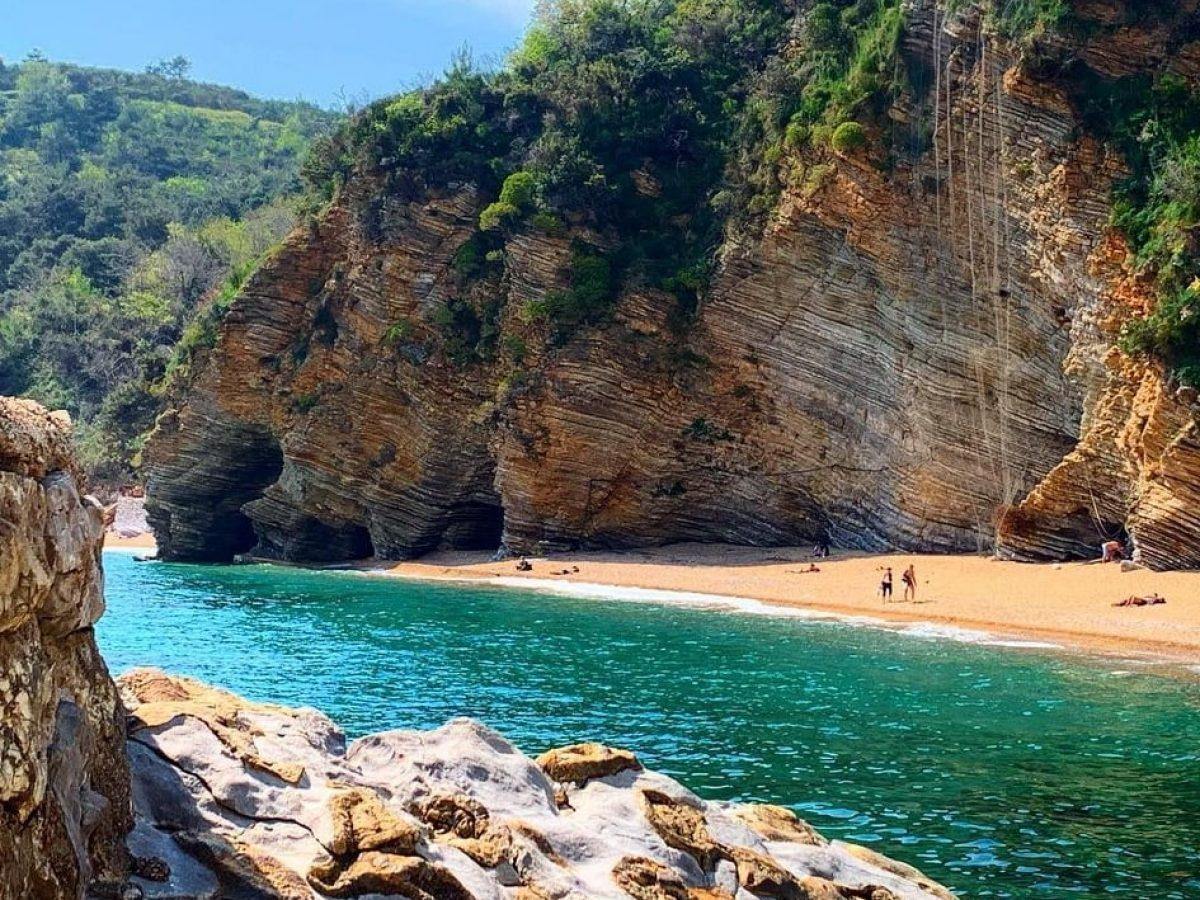 Plaža Mogren – plava uvala nevjerovatnih ljudskih sudbina | Share Montenegro