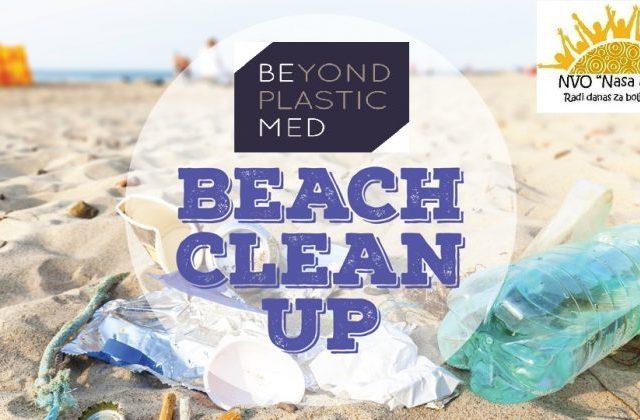 Lijepe akcije čišćenja plaža u hercegnovskoj, tivatskoj i barskoj opštini