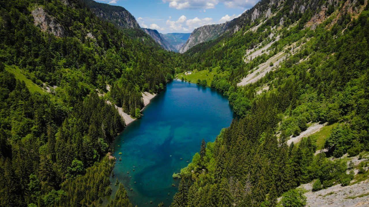Sušičko jezero je naš raj!