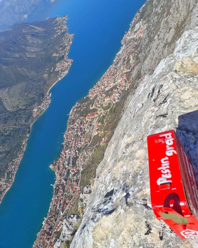 Surovo brdo iznad Kotora obavijeno legendama
