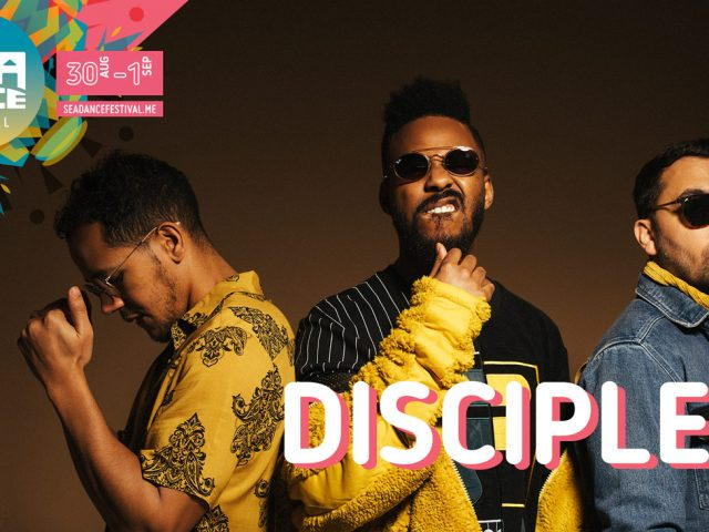 How deep is your love: Disciples na Sea Dance festivalu!
