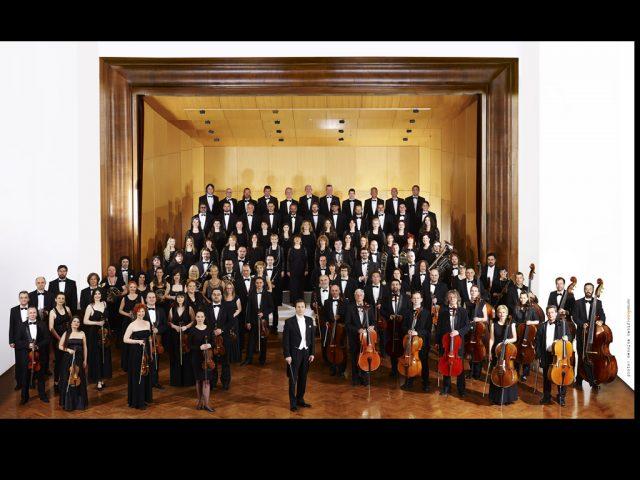 Na otvaranju Barskog ljetopisa Simfonijski orkestar i Hor RTS