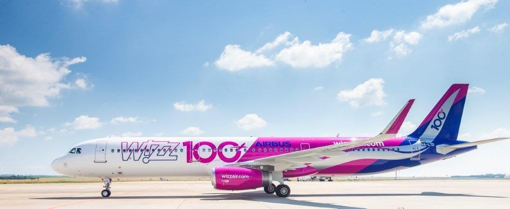 """Wizz Air """"najzelenija"""" kompanija u Evropi"""