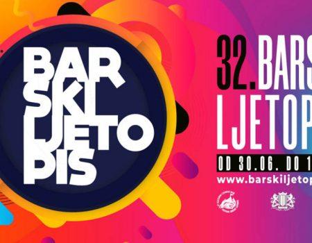 """Festival """"Barski ljetopis"""" od 30. juna do 18. avgusta"""