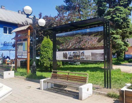 Postavljena turistička info tabla u Rožajama