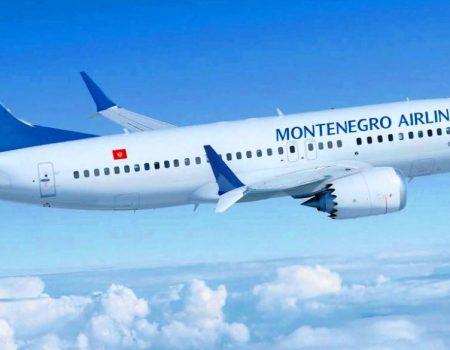 Montenegro Airlines: Više od četvrt miliona putnika za prvih šest mjeseci