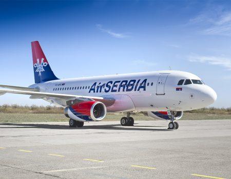 Air Serbia uvodi let Niš – Tivat od 12. juna