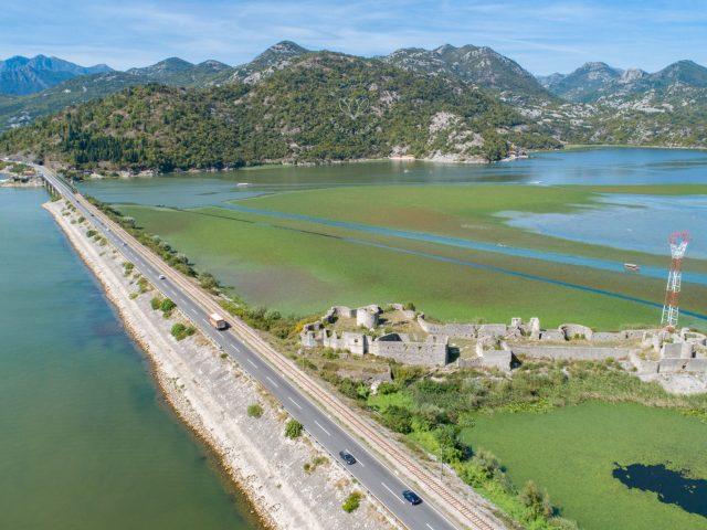Plaže, vidikovci i ostrva Skadarskog jezera