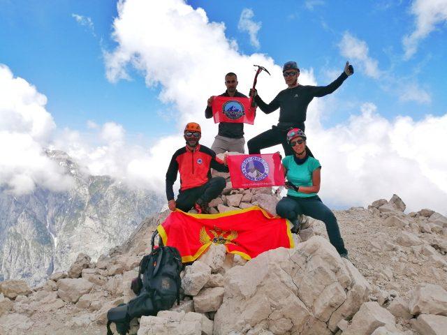 Crnogorski planinari osvojili Dolomite i Julijske Alpe