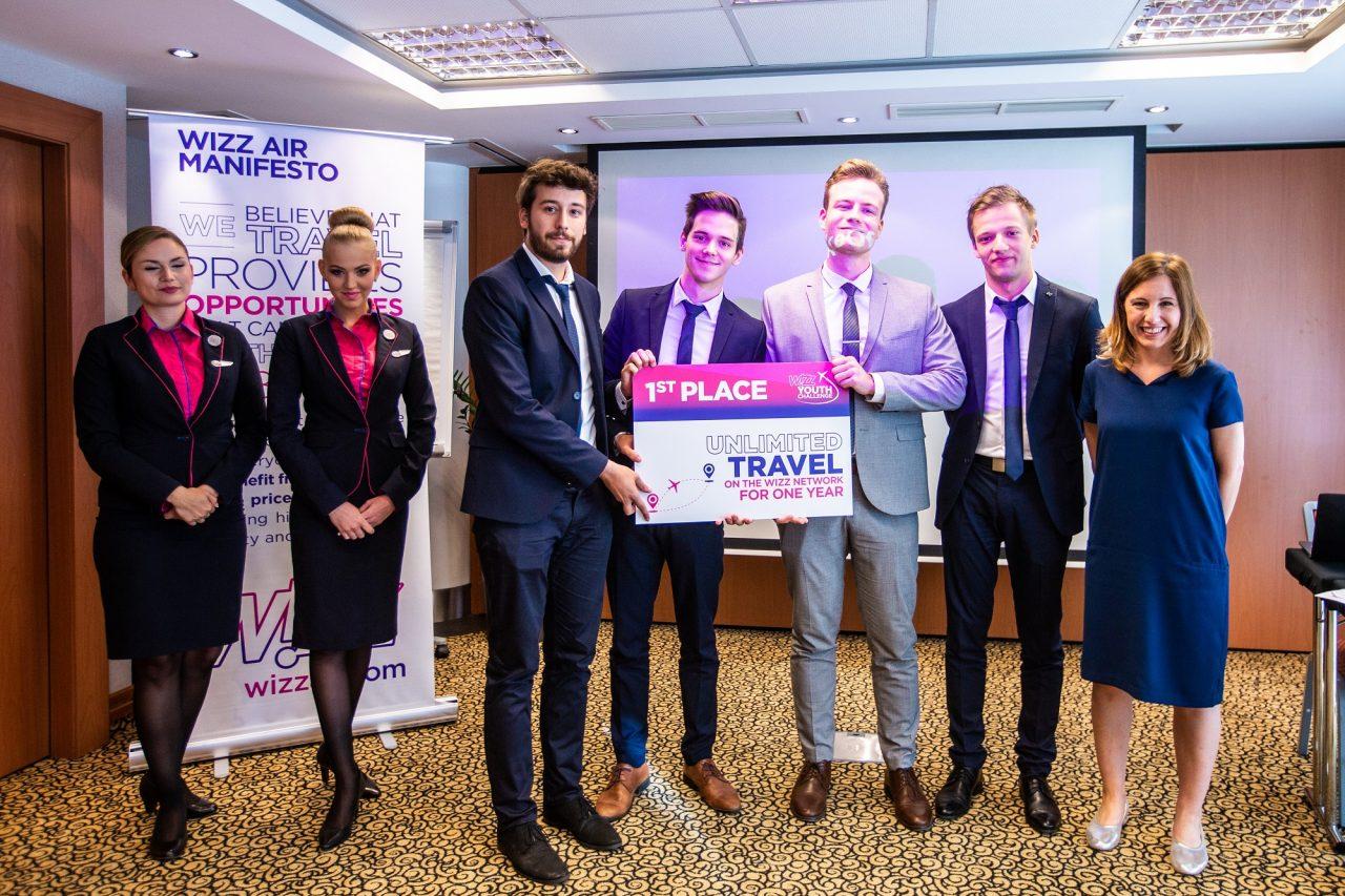 Wizz Air pokreće takmičenje za mlade