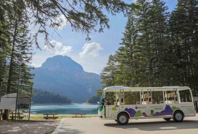 Električnim autobusom do Savinog kuka, Vražjeg i Ribljeg jezera