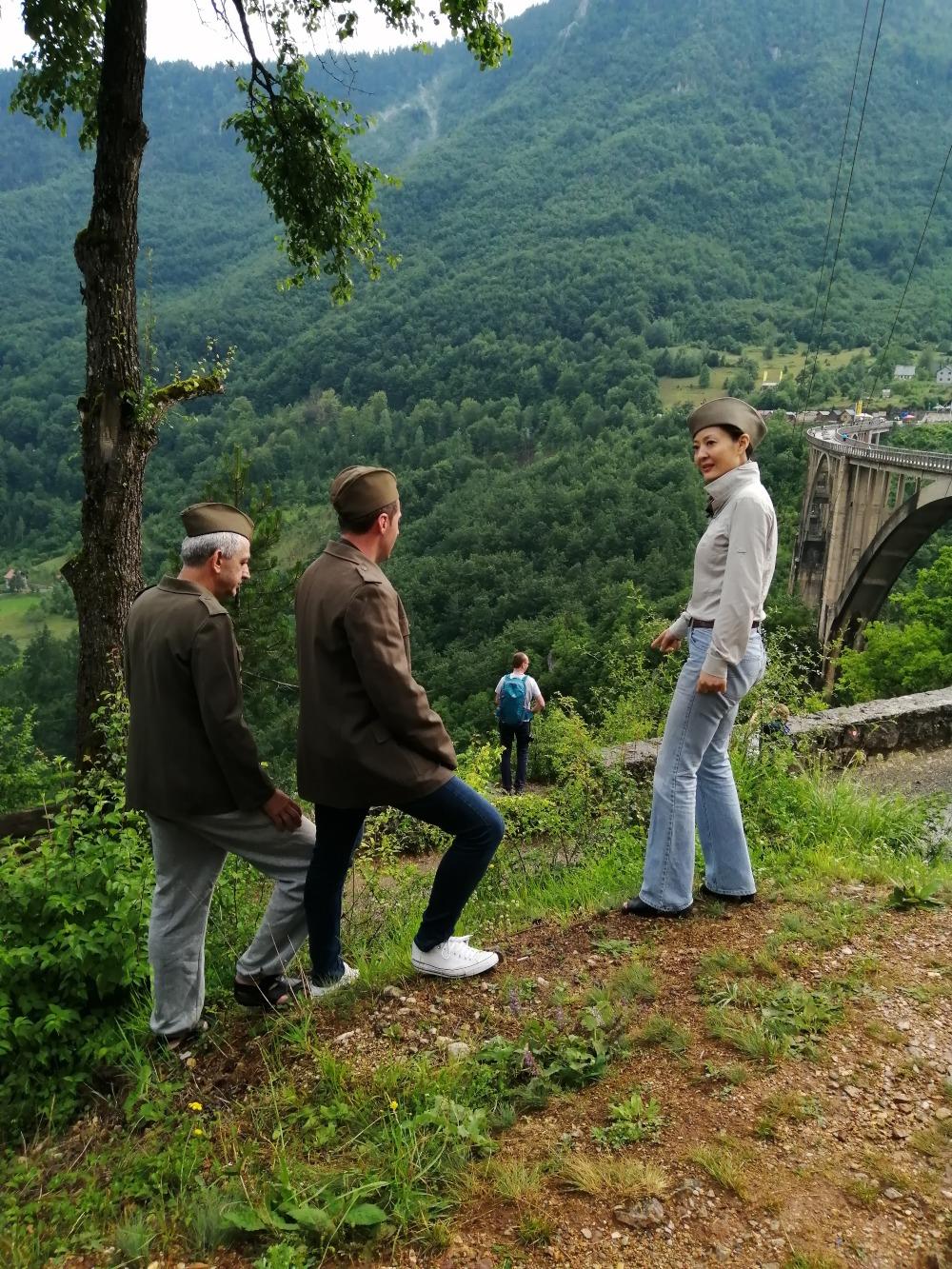 Kineski CCTV kanal 6 snima dokumentarac o Crnoj Gori