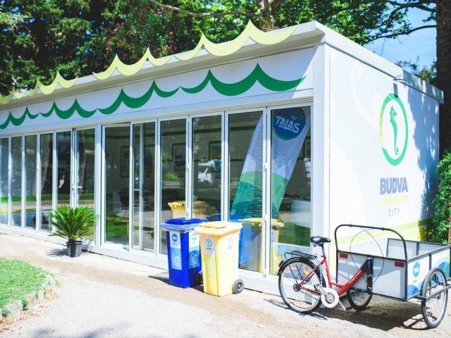 Nagrade za one koji recikliraju u Interaktivnom centru