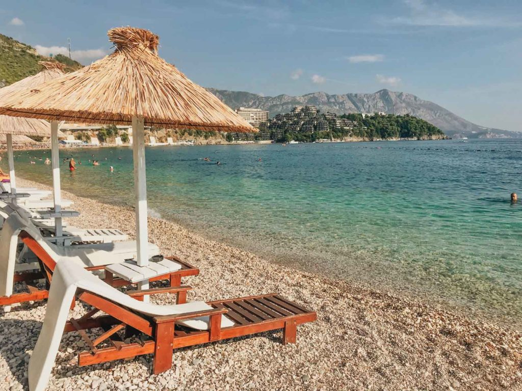 The best Montenegro beaches to avoid tourists and crowds