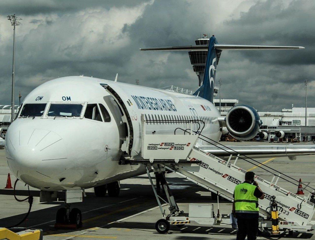 Radno vrijeme Montenegro Airlinesa tokom praznika