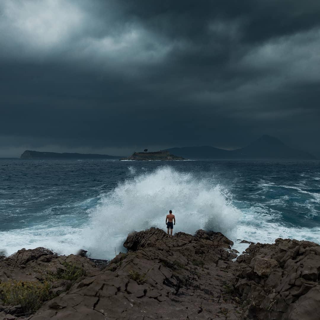 Ljetnja oluja u slikama