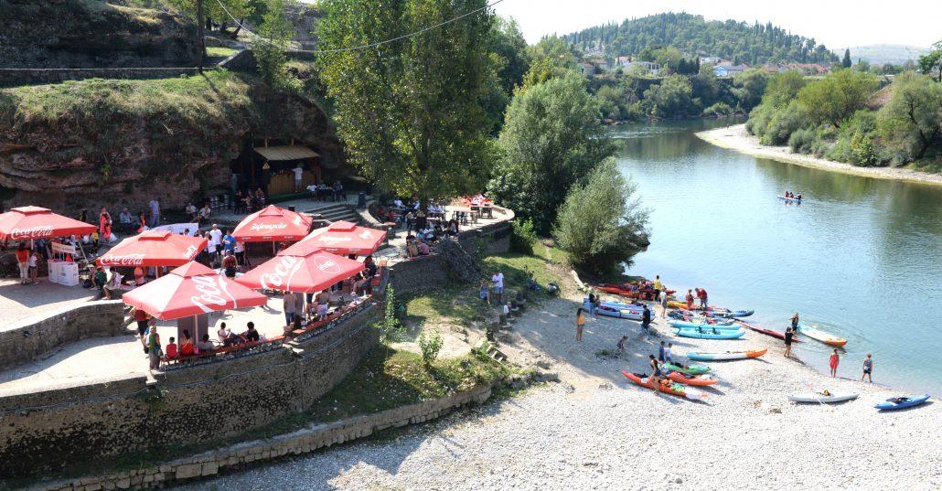 Promocija vodnih potencijala grada: U Podgorici održana Regionalna kajak regata