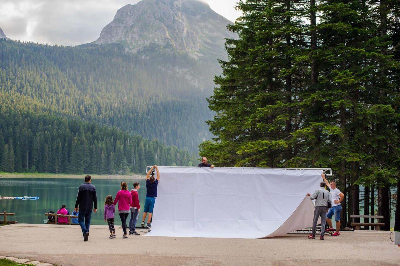 Program filmskog festivala na Crnom jezeru