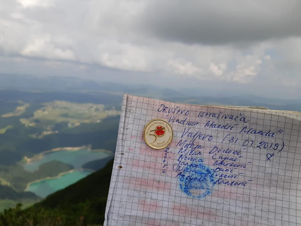 Istraživači iz Valjeva na Durmitoru: Surovi, mistični grubijan
