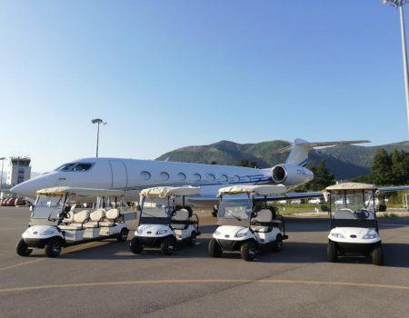 Aerodrom Tivat dobio električna vozila