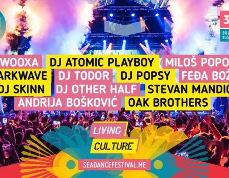 Sea Dance: Posebna bina za mlade crnogorske DJ-eve