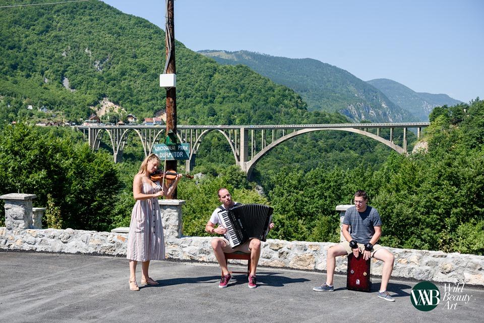 Veličanstveno: Muzika kod Mosta na Đurđevića Tari oduševila turiste