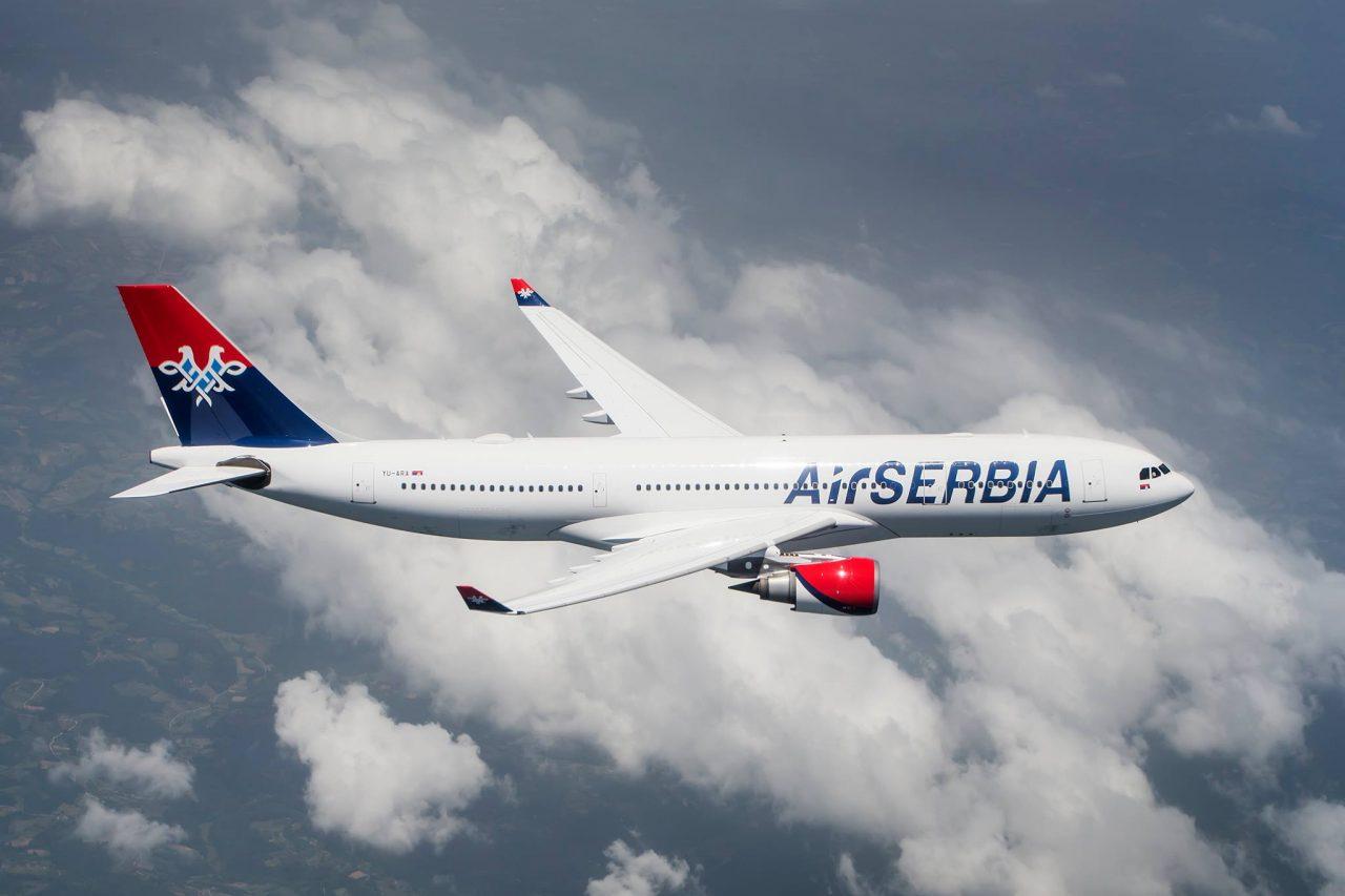 Zbog velikog interesovanja: Air Serbia uvela dodatne letove za Tivat