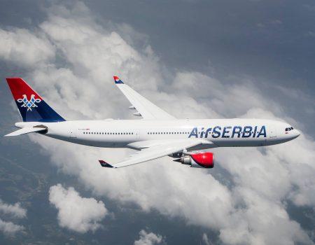 Air Serbia od sjutra ponovo leti ka Tivtu i Podgorici