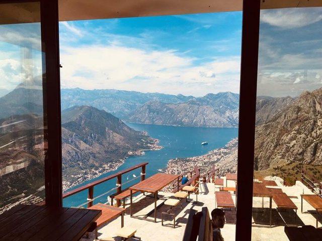 Share Montenegro vas vodi na večeru sa najljepšim pogledom na svijetu!
