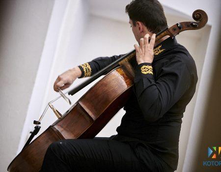 Poznati violončelista dirljivim gestom zaokružio resital u Kotoru