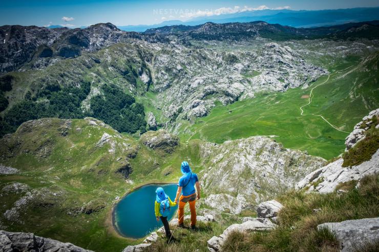 Nestvarna Lukavica: Legende Manitog i Kapetanovog jezera
