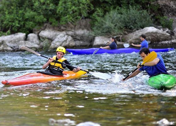 Čuvajmo rijeke: Kajak regata Zetom i Moračom
