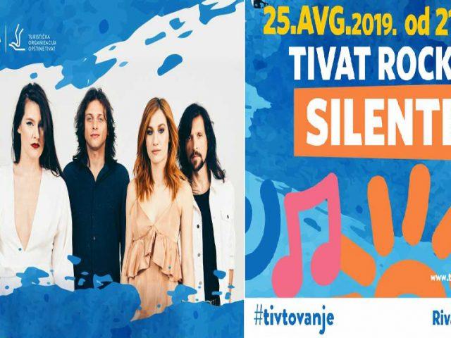 Samo terca na tišinu: Silente večeras u Tivtu!