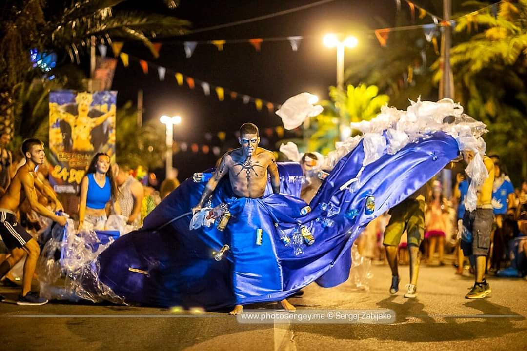 Kotorski karneval u slikama