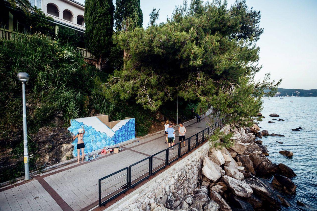 Street art festival u Herceg Novom od 9. do 13. septembra