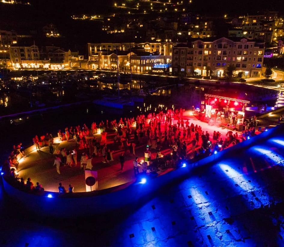 Prilika da posjetite Lušticu Bay: Koncert i akvatlon trka za cijelu porodicu