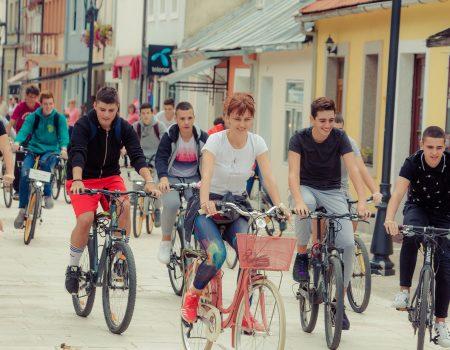 Cetinje: Izložba i vožnja bicikala kroz istorijsko jezgro grada