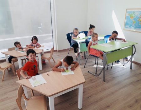 International kindergarten opened in Portonovi Resort