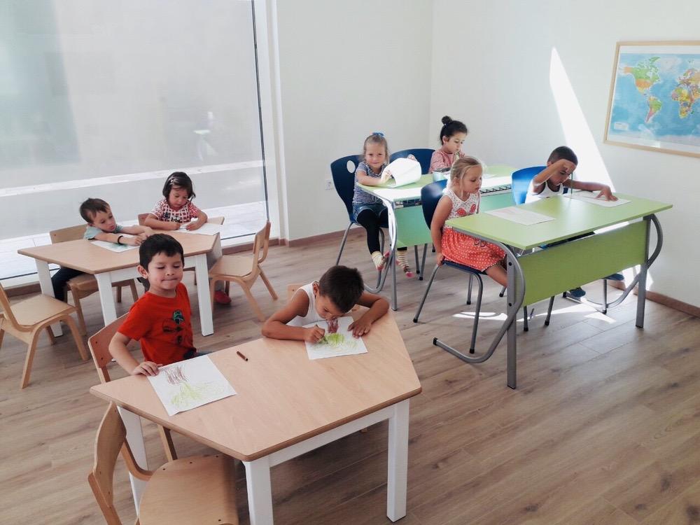 International kindergarten opened in Portonovi Resort
