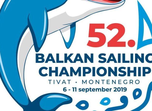 Spektakl na vodi: U Tivtu 52. Balkansko prvenstvo u jedrenju