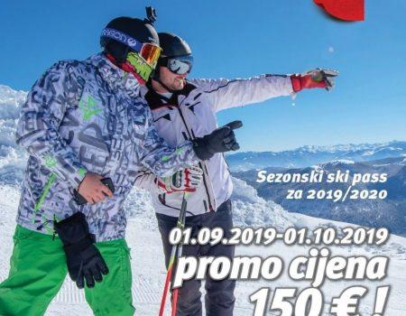 Kolašin 1600 i Savin kuk: Objavljen cjenovnik, sezonski ski pass i dalje na akciji!