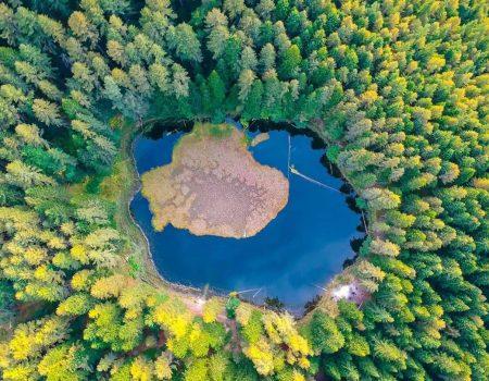 Magija živi na Visitorskom jezeru