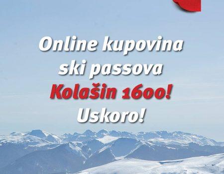 Skijališta Crne Gore: Uskoro online ski pass kupovina