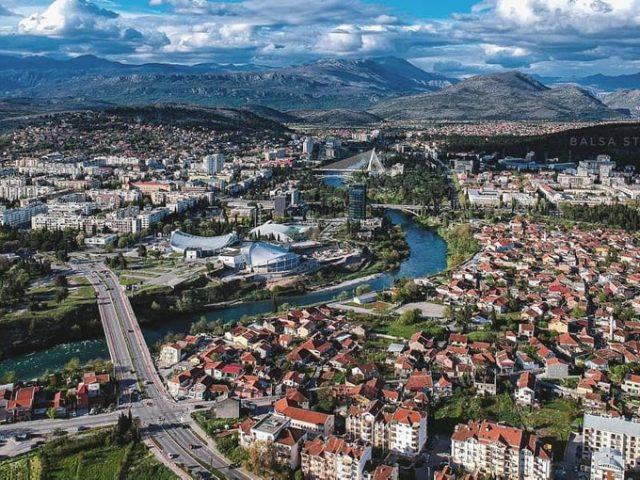 Šetnja glavnim gradom: Šta vidjeti u Podgorici?