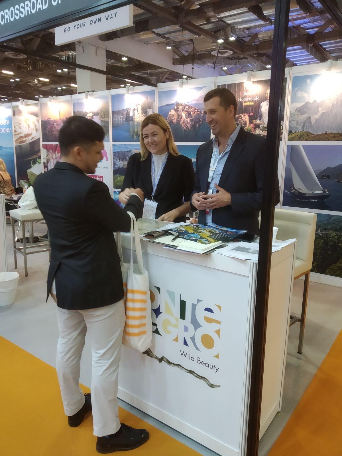 Turistička ponuda Crne Gore u Singapuru